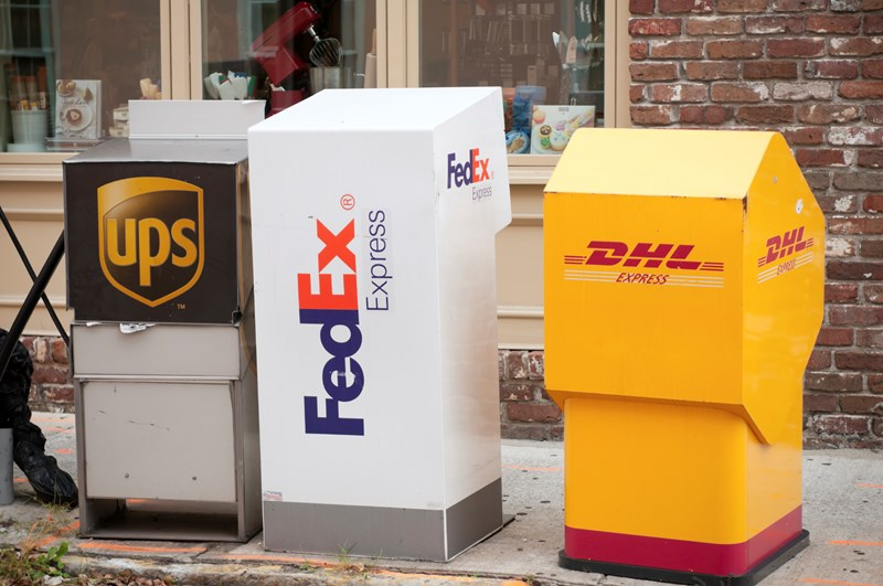 MAIL CENTER (FedEx, USPS, DHL, UPS, Mail Boxes for rent) All